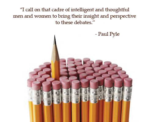 pyle call to reason