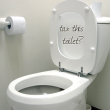 Tax-this-toilet